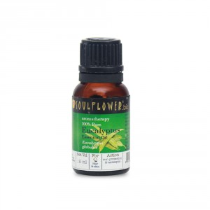 Buy Soulflower Eucalyptus Essential Oil - Nykaa