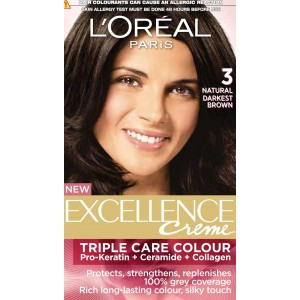 Buy L'Oreal Paris Excellence Creme Hair Color - Nykaa