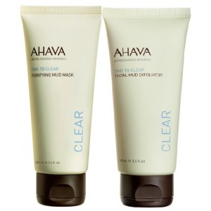 Buy AHAVA Exfoliate Combo For Oily Skin - Nykaa