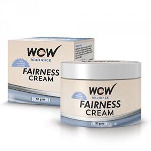 Buy Wow Radiance Fairness Cream - 50Gm - Nykaa