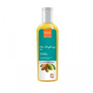 Buy VLCC Hair Strengthening Oil - Nykaa