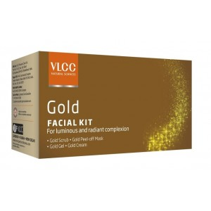 Buy VLCC Gold Single Facial Kit - Nykaa