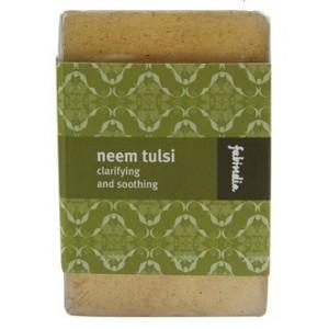 Buy Fabindia Neem Tulsi Soap - Nykaa