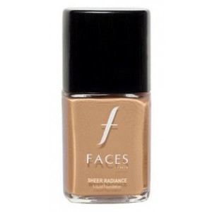 Buy Faces Sheer Radiance Liquid Foundation - Nykaa