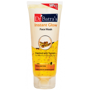 Buy Dr. Batra's Instant Glow Face Wash - 50% OFF - Nykaa