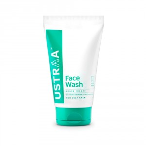 Buy Ustraa Brain Freeze Face Wash - Nykaa
