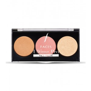 Buy Faces Ultime Pro Face Palette - Nykaa