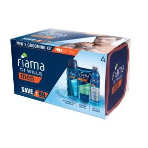 Buy Fiama Di Wills Men Grooming Kit - Nykaa