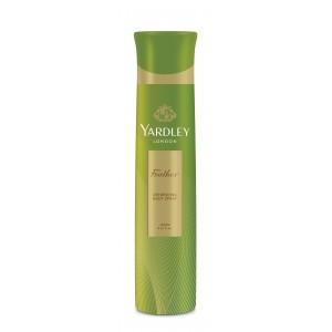 Buy Yardley Feather Refreshing Body Spray - Nykaa
