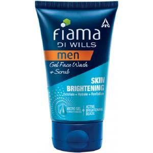 Buy Fiama Di Wills Men Skin Brightening Gel Face Wash - Nykaa