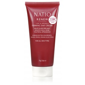 Buy Natio Renew Firming Day Cream - Nykaa