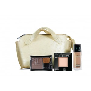 Buy Maybelline New York Fit Me # 330 Kit - Nykaa