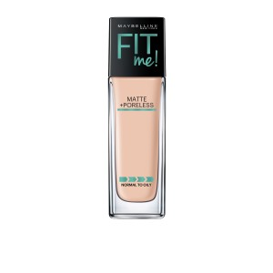 Buy Maybelline New York Fit Me Matte + Poreless Foundation - Nykaa