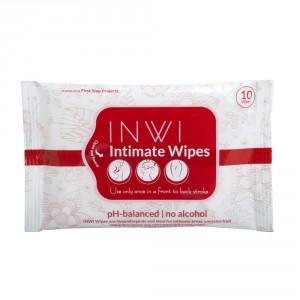 Buy Sirona INWI Intimate Wipes - Nykaa