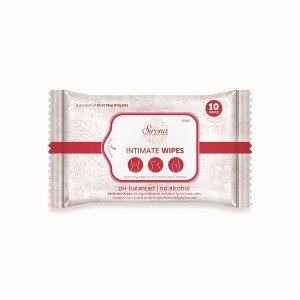 Buy Sirona INWI Intimate Wipes - Nykaa