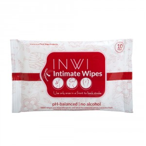 Buy Sirona INWI Intimate Wipes (Pack of 5) - Nykaa