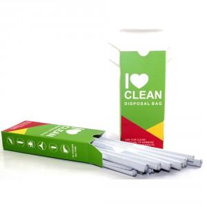 Buy Sirona I Love Clean Disposable Sanitary Bag - Nykaa