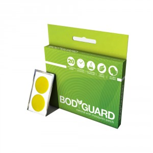 Buy Sirona Bodyguard Anti-Mosquito Patches - Nykaa