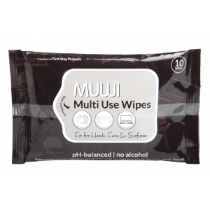 Buy Sirona MUWI Multi Use Wipes (Pack of 5) - Nykaa
