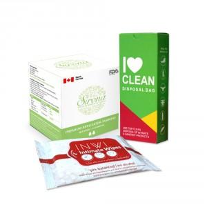 Buy Sirona Women Intimate Hygiene Combo 2 - Nykaa