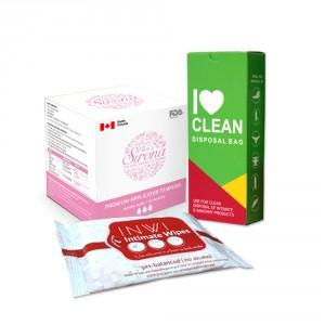 Buy Sirona Women Intimate Hygiene Combo 4 - Nykaa