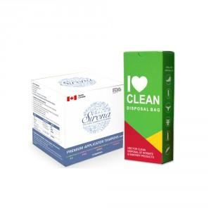 Buy Sirona Women Intimate Hygiene Combo 9 - Nykaa