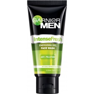 Buy Garnier Men Intense Fresh Face Wash  - Nykaa