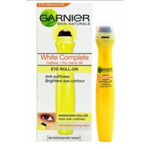Buy Herbal Garnier Skin Natural White Complete Eye Roll On - Nykaa