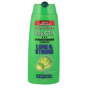 Buy Garnier Fructis Long & Strong Shampoo - Nykaa