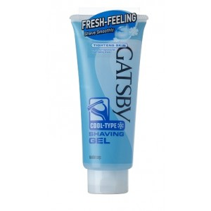 Buy Herbal Gatsby Fresh Feeling Shave Smoothly Shaving Gel 205 g - Nykaa