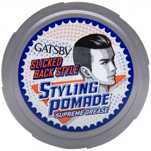 Buy Gatsby Slicked Back Style Styling Pomade Supreme Grease - Nykaa