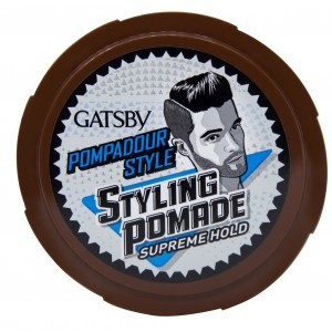 Buy Gatsby Pompadour Style Styling Pomade Supreme Hold - Nykaa