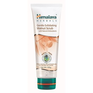 Buy Herbal Himalaya Herbals Gentle Exfoliating Walnut Scrub - Nykaa