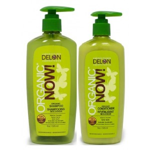 Buy Delon Organic Now Shampoo + Conditioner Combo - Nykaa