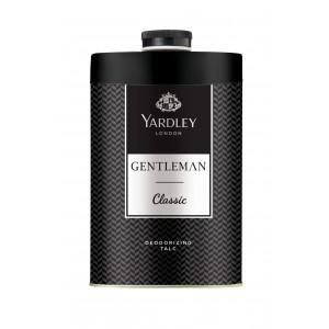 Buy Yardley Gentleman Classic Deodorizing Talc - Nykaa