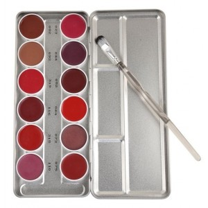 Buy Gala Of London Lip Color Palette (Rs. 250 off) - Nykaa