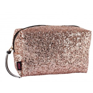 Buy Nykaa Bling It On Pouch - Rose Gold - Nykaa
