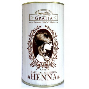 Buy Gratia Natural Herbal & Henna - Nykaa