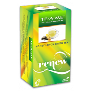 Buy TE-A-ME Honey Lemon Green Tea - Nykaa