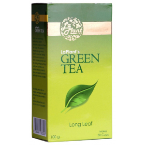 Buy Herbal LaPlant Green Tea - 100 Gm - Nykaa