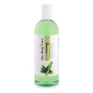 Buy The Body Care Green Tea & Lemon Grass Body Massage Oil - Nykaa