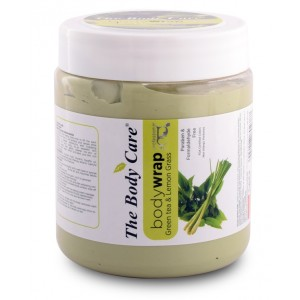 Buy The Body Care Green Tea & Lemon Grass Body Wrap - Nykaa