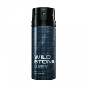 Buy Wild Stone Grey Deodorant Spray - Nykaa