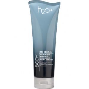 Buy Herbal H2O+ Sea Results Anti Aging Body Micro-Polish - Nykaa