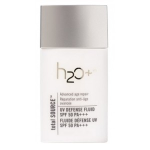 Buy H2O+ Total Source UV Defense Fluid SPF-50 PA+++ - Nykaa