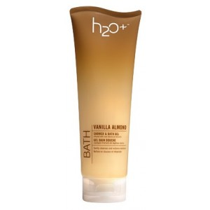 Buy H2O+ Vanilla Almond Shower & Bath Gel - Nykaa