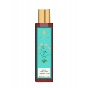 Buy Forest Essentials Japapatti and Brahmi Hair Cleanser - Nykaa