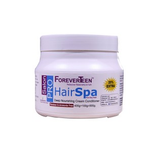 Buy ForeverTeen Hair Spa Deep Nourishing Cream Conditioner Parban & Ammonia Free (25% Extra) - Nykaa