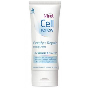 Buy Vivel Cell Renew Repair + Fortifying Hand Cream - Nykaa