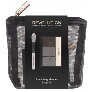 Buy Herbal Makeup Revolution Handbag Hacks Brow Kit - Nykaa